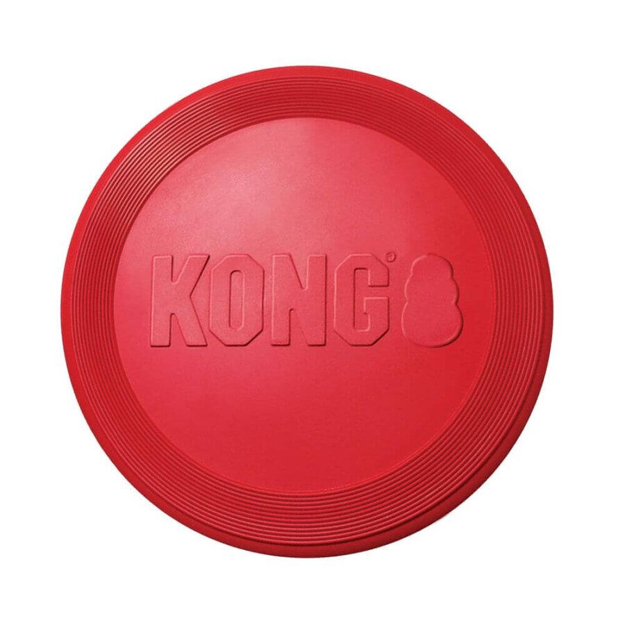 pic Kong lendav taldrik, punane