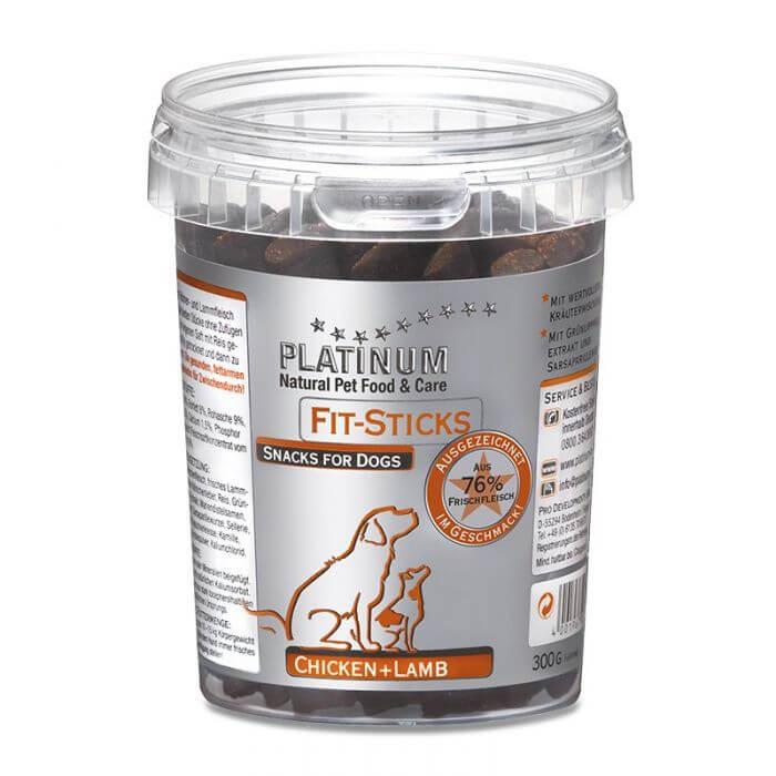 pic platinum maiused kana- ja lambalihast, pulgakujulised